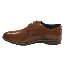 Florsheim Nimbus Lace-Up Shoe Tan Side