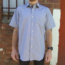 Nickel Short Sleeve Bug Print Shirt