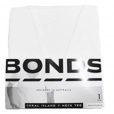 Bonds Coral Island V Neck Tee