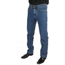 Riders by LEE Mens Straight Stretch Denim Jean