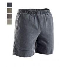 Ruggers Elastic waist Washed Shorts-hero