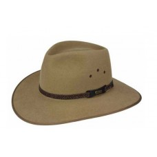 Akubra Tablelands Sorrel Tan