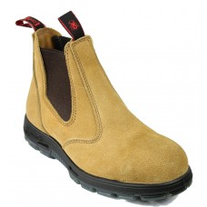 Redback Suede Leather Steel-capped Boot (USBBA)