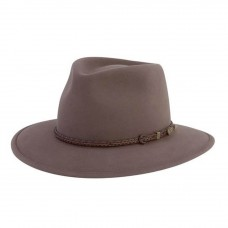 Akubra Traveller - Regency Fawn Main