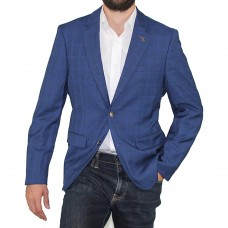 Brooksfield Window Pane Check Blazer