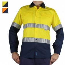 Prime Mover Light Weight Taped Shirt