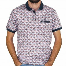 Thomson & Richards Zinedine Polo Front