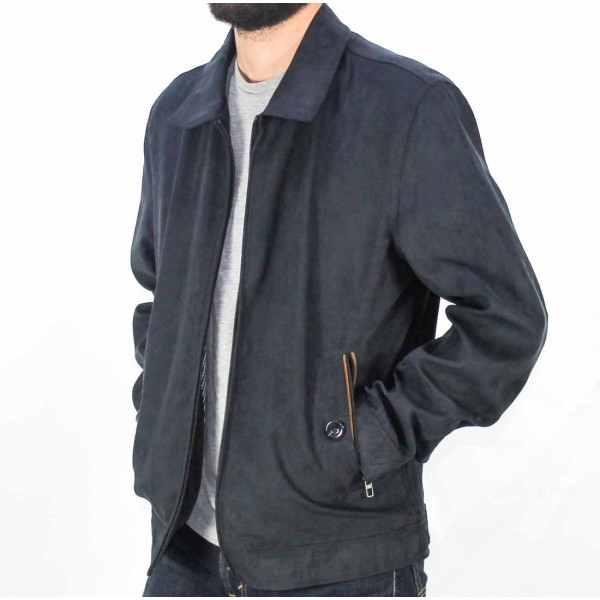 Daniel Hechter Colin Zip Poly Jacket-Side