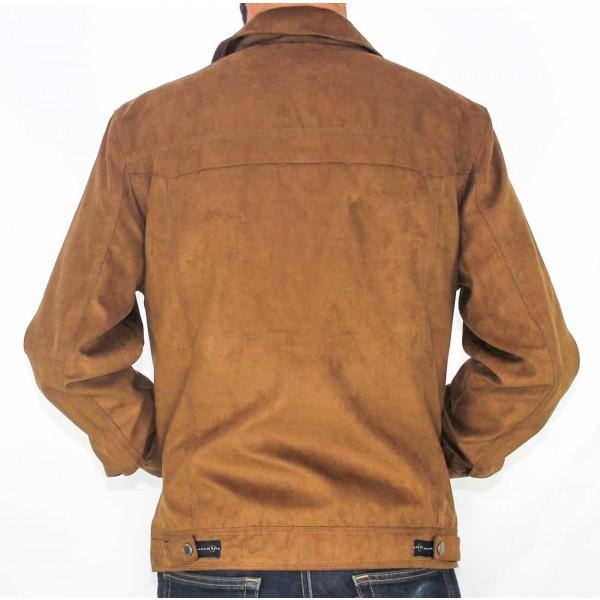 Daniel Hechter Colin Zip Poly Jacket-back