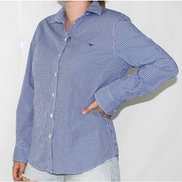 RM Williams Nicole Long Sleeve Ladies Shirt-Side