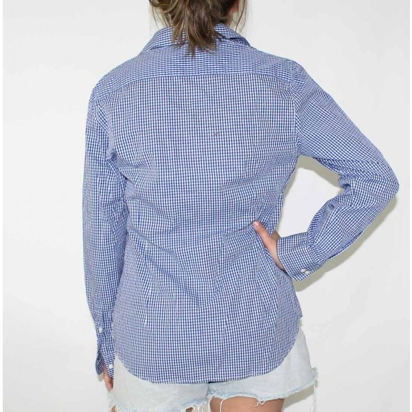 RM Williams Nicole Long Sleeve Ladies Shirt-Back