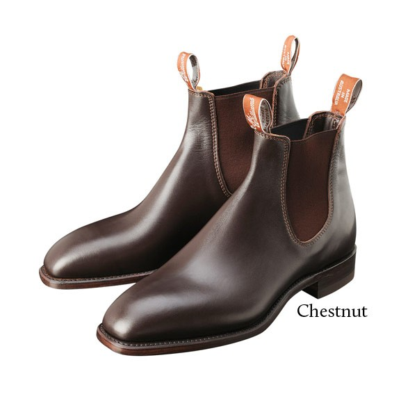 RM Williams Comfort Craftsman Boot - Chestnut