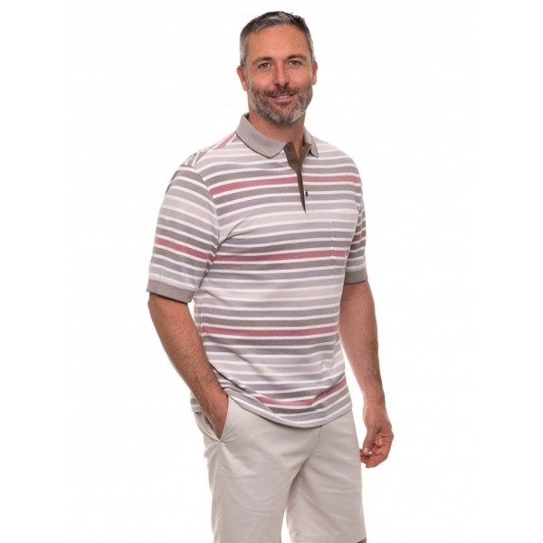 Breakaway Ceder Cotton Tuck Shirt