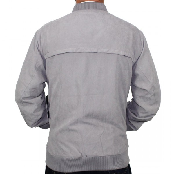Breakaway Microfibre Jacket Grey