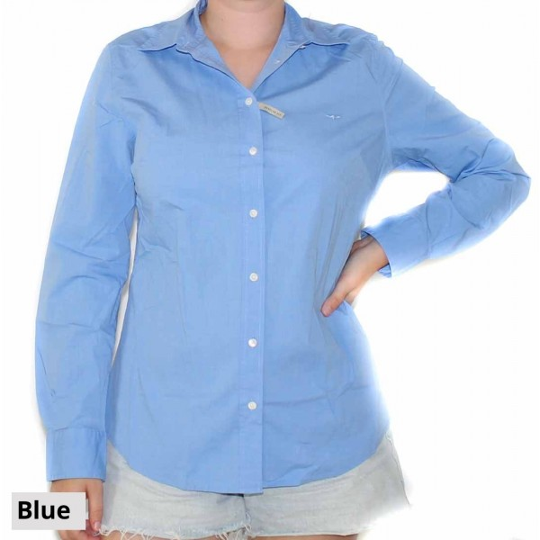 RM Williams Nicole Long Sleeve Ladies Shirt-Front