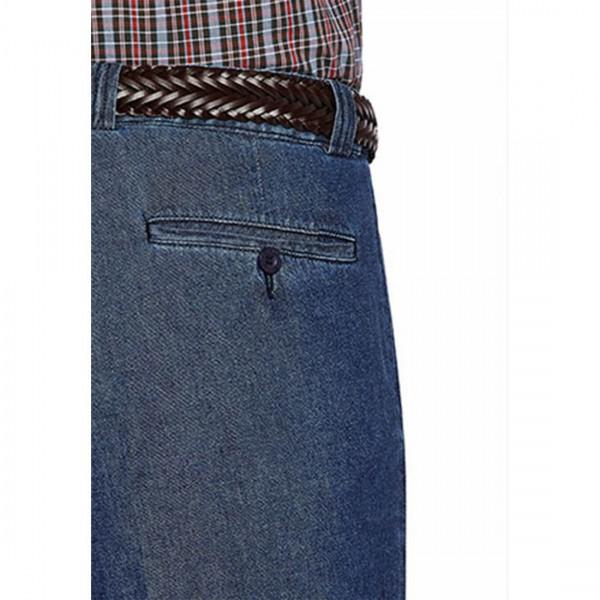 City Club Carson Denim Trouser Back Pocket