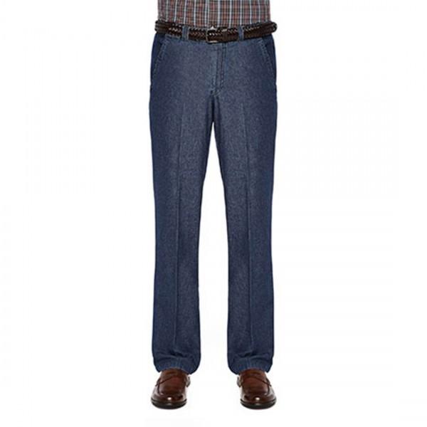 City Club Carson Denim Trouser Front