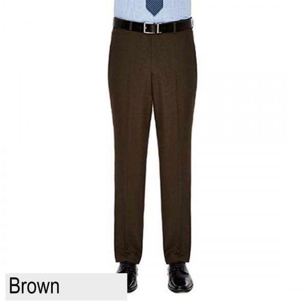 City Club Carter 183 Pant Brown