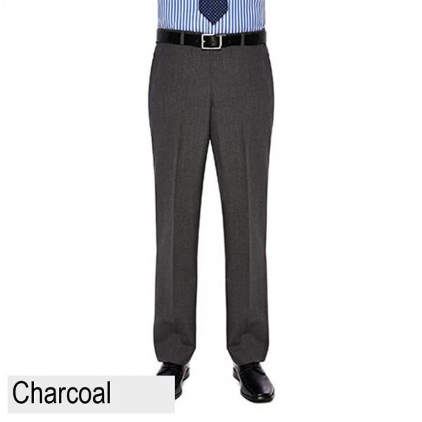 City Club Carter 183 Pant Charcoal