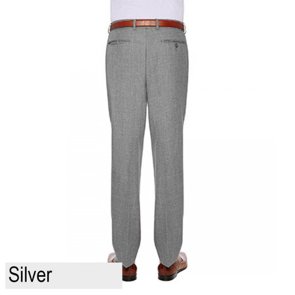 City Club Carter 183 Pant Silver Back