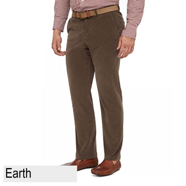City Club Chase Hudson Trouser Earth Front