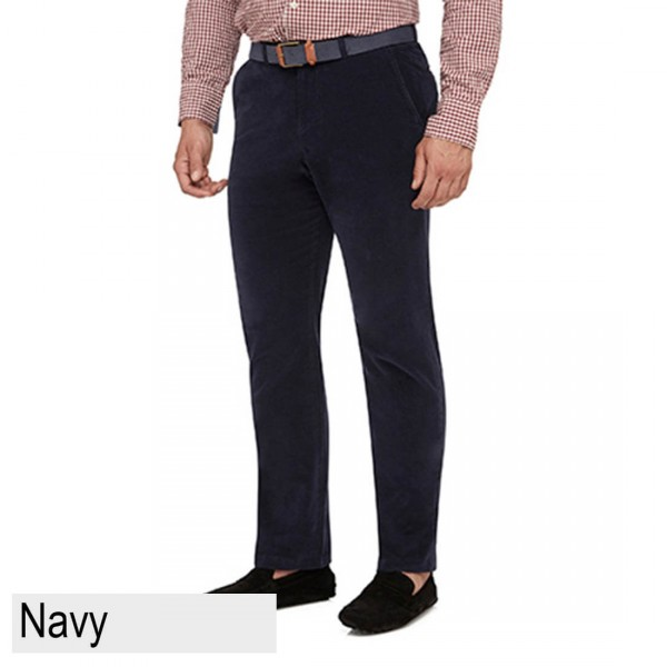 City Club Chase Hudson Trouser Navy Front