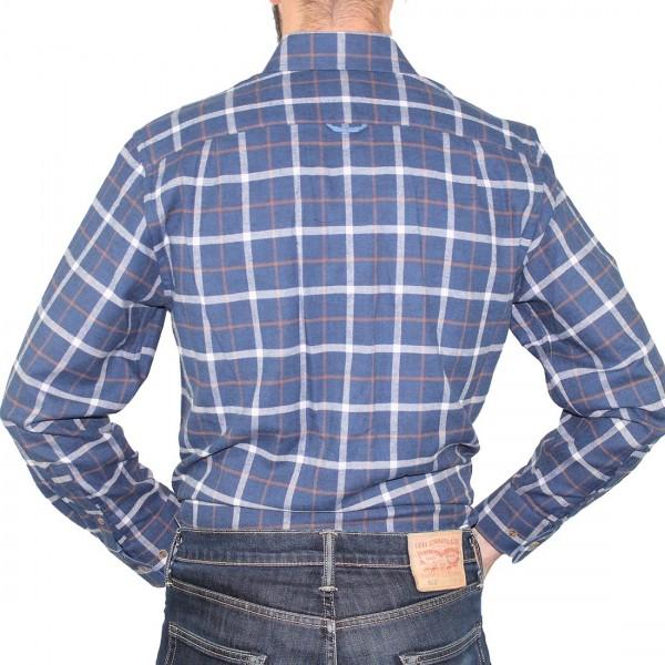 LifeStyle Long Sleeve Check Shirt