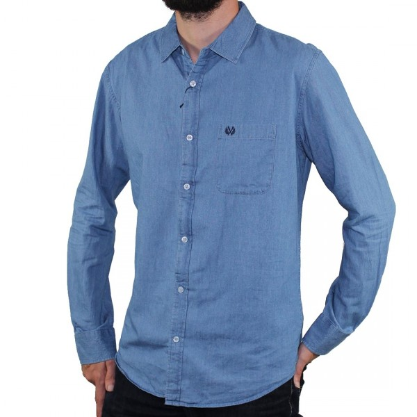 Coast L/S Denim Dress Shirt