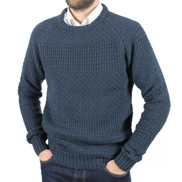 Berlin Crew Textured Knit Side