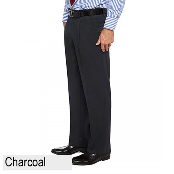 City Club Diplomat PWLG Pant Charcoal