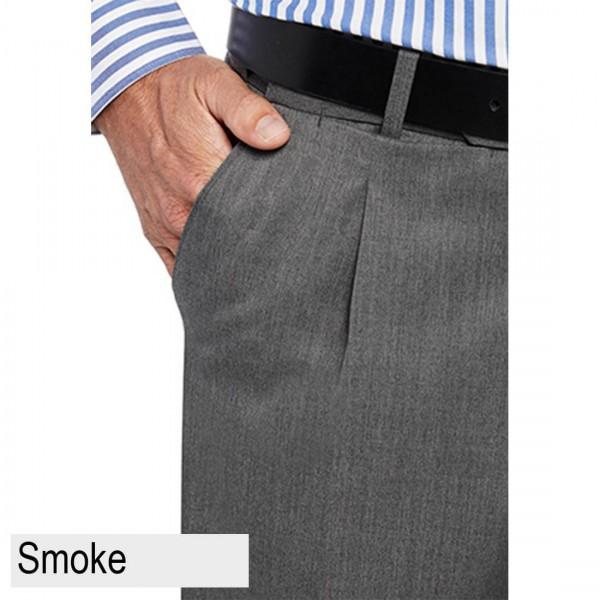 City Club Diplomat PWLG Pant Front pocket smoke