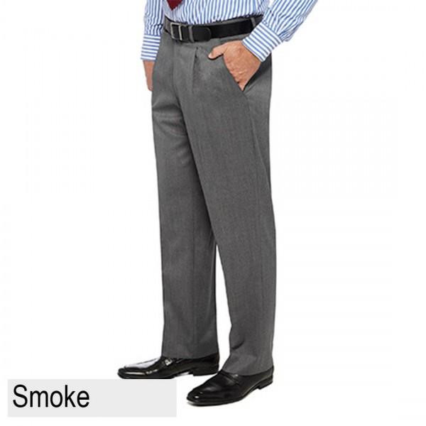 City Club Diplomat PWLG Pant Smoke Front