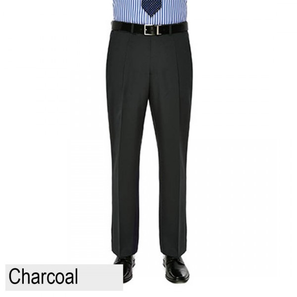City Club Diplomat Coast Trouser Charcoal