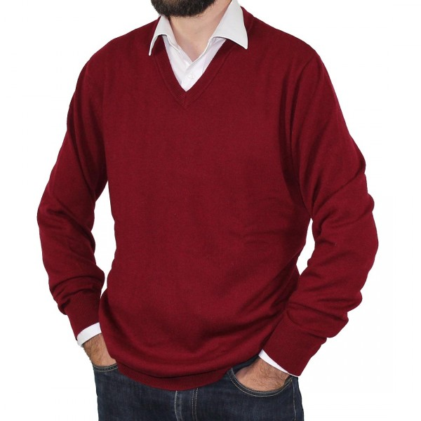 Bridge and Lord Essential V Neck Pullover