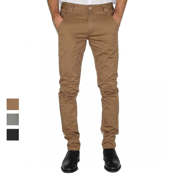 AK Demire Stretch Chino Front