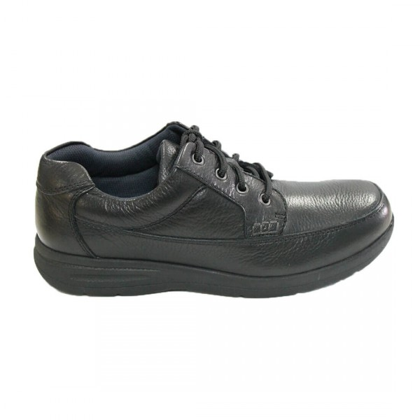 Florsheim Dougal Lace-Up Shoe Black Side 2