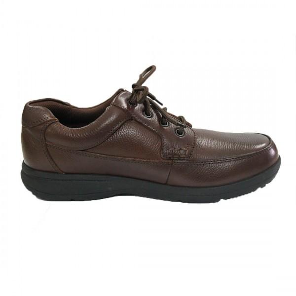 Florsheim Dougal Lace-Up Shoe Brown Side 2