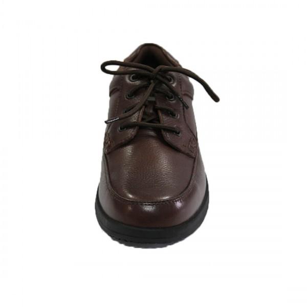 Florsheim Dougal Lace-Up Shoe Brown Forward