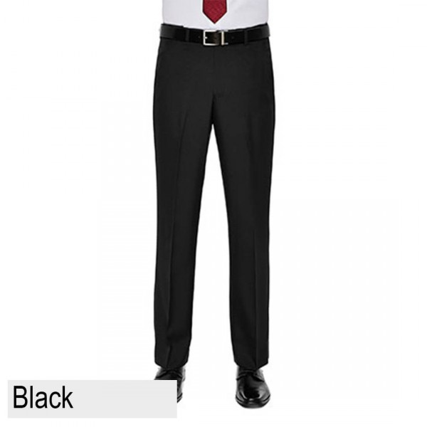 City Club Fraser Coast Trouser Black
