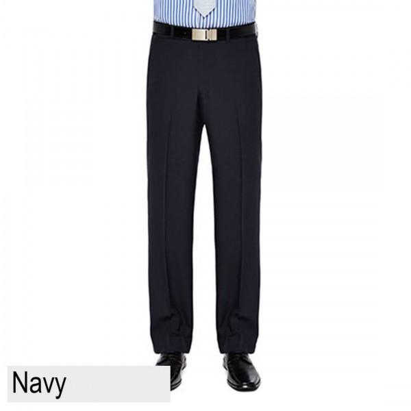 City Club Fraser Coast Trouser Navy