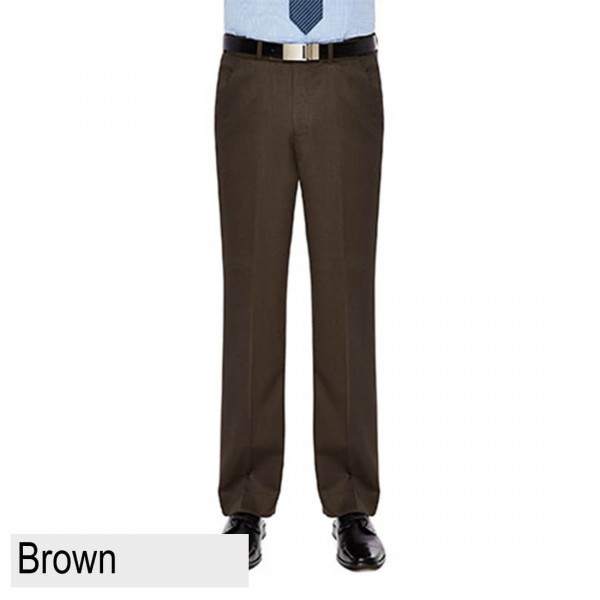 City Club Fraser Ellis Pant Brown Front