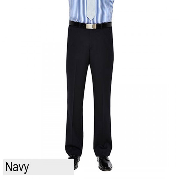 City Club Fraser Ellis Pant Navy Front