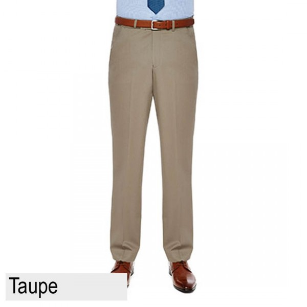 City Club Fraser Ellis Pant Taupe Front