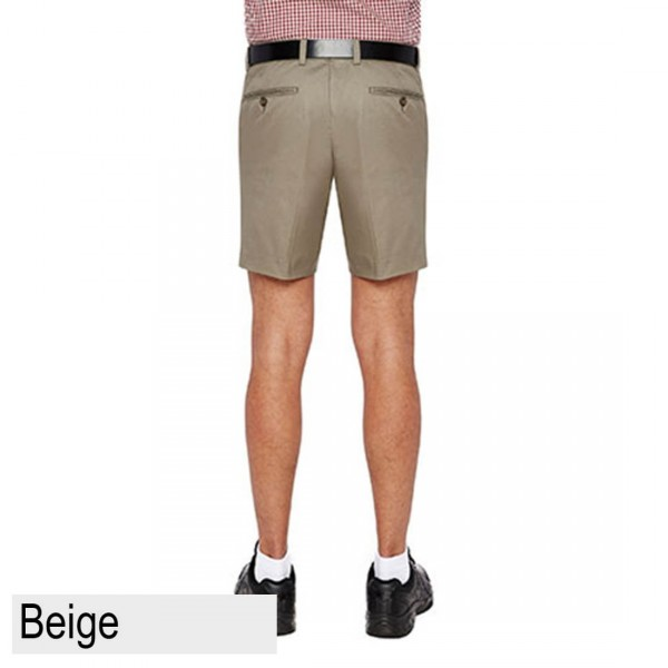 City Club Fremantle Flex Short Beige Back