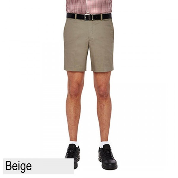 City Club Fremantle Flex Short Beige Front