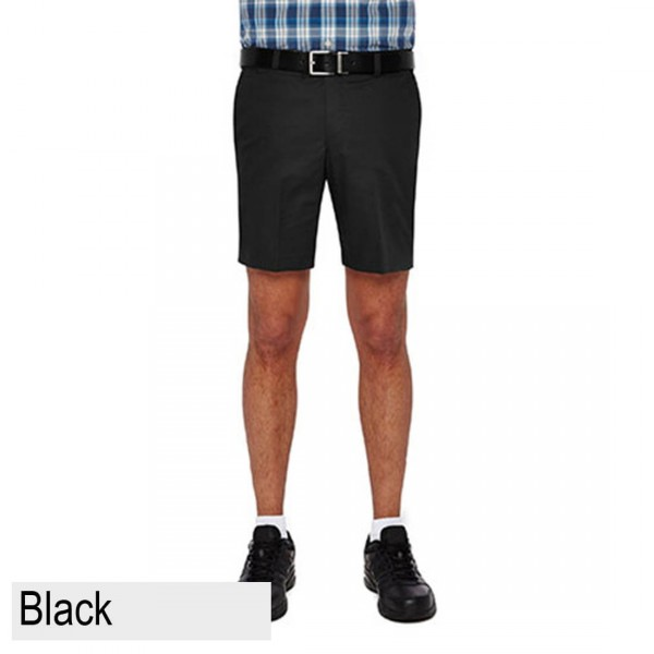 City Club Fremantle Flex Short Black Front