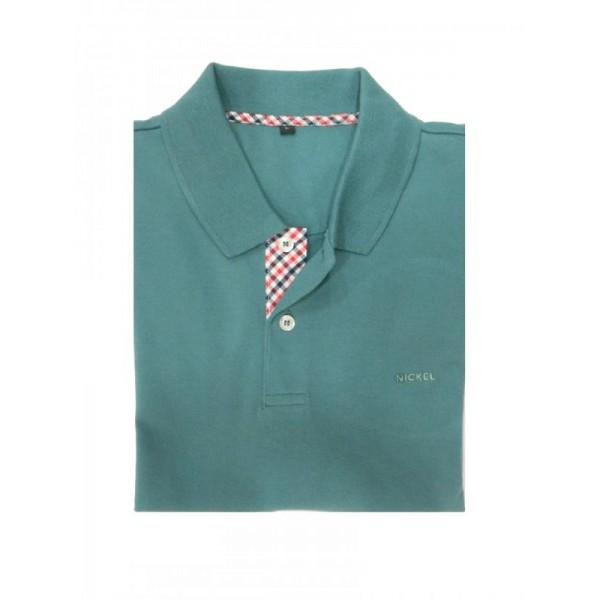 Nickel Pima Polo Shirt