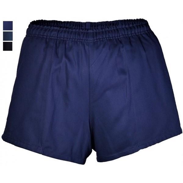 Ritemate Elastic waist ruby shorts-hero