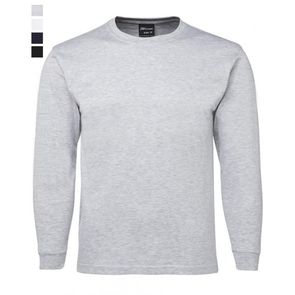 JB's Wear Plain Long Sleeve Tee