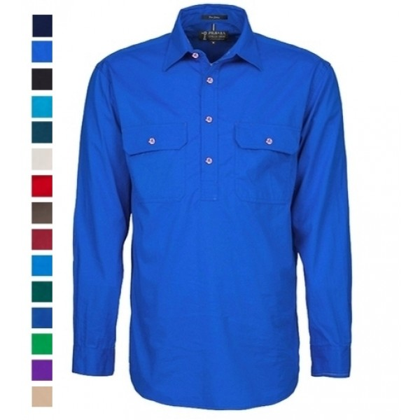 Ritemate Pilbara CLosed Front Shirt - Hero